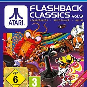 PS4: Atari Flashback Classics Volume 3