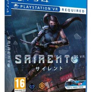 PS4: Sairento VR (PSVR)
