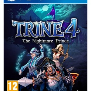 PS4: Trine 4: The Nightmare Prince
