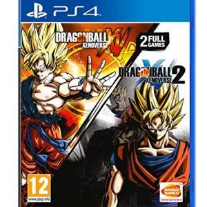 PS4: Dragon Ball Xenoverse And Dragon Ball Xenoverse 2 Double Pack