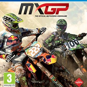 PS4: MXGP - The Official Motocross Videogame