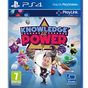 PS4: PS4 Knowledge Is Power (playlink)