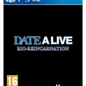 PS4: DATE A LIVE: Rio Reincarnation