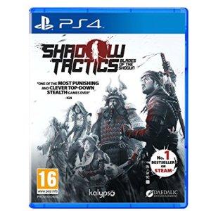 PS4: Shadow Tactics: Blades of the Shogun