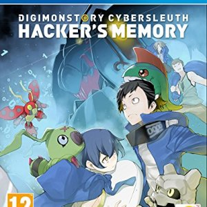 PS4: Digimon Story: Cyber Sleuth - Hackers Memory