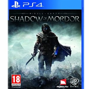 PS4: Middle Earth: Shadow of Mordor (käytetty)