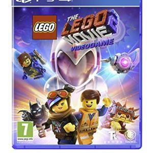 PS4: LEGO Movie 2: The Video Game