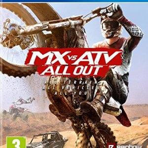 PS4: MX vs ATV: All Out
