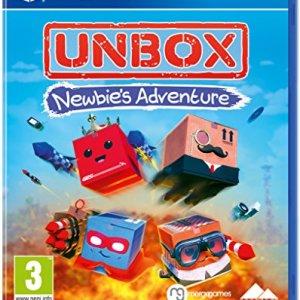 PS4: Unbox - Newbies Adventure