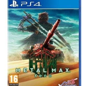 PS4: Metal Max Xeno