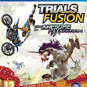 PS4: Trials Fusion Awesome Max Edition
