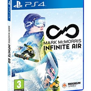 PS4: Mark McMorris Infinite Air (käytetty)