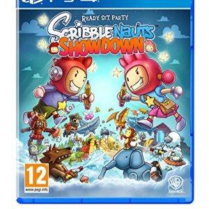 PS4: Scribblenauts Showdown