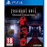 PS4: Resident Evil Origins Collection