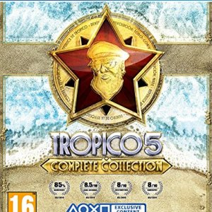 PS4: Tropico 5 - Complete Collection