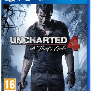 PS4: Uncharted 4: A Thiefs End