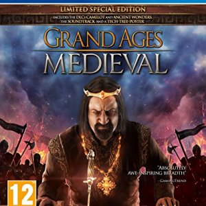 PS4: GRAND AGES: MEDIEVAL