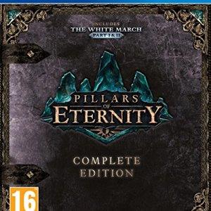 PSP: Pillars of Eternity Complete Edition