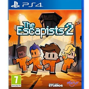 PS4: The Escapists 2