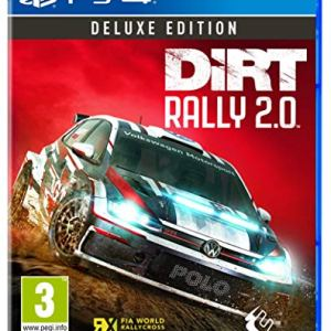 PS4: DiRT Rally 2.0 Deluxe Edition