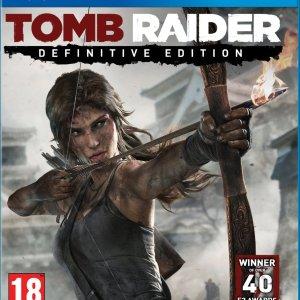 PS4: Tomb Raider Definitive Edition