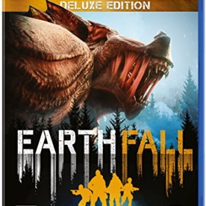 PS4: Earthfall Deluxe Edition