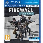 PS4: Firewall Zero Hour  (PSVR)
