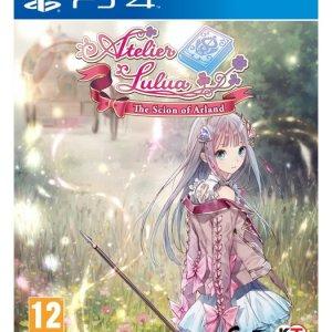 PSP: Atelier Lulua The Scion Of Arland