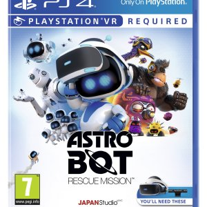 PS4: Astro Bot Rescue Mission (PSVR)