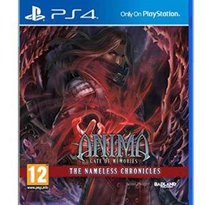 PS4: Anima Gate of Memories Nameless Chronicles