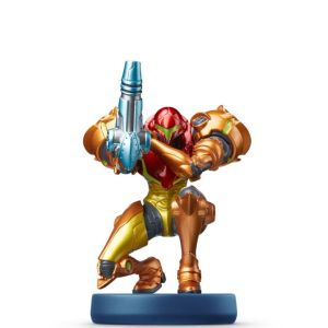 3DS: Amiibo - Metroid Samus Returns : Samus Aran