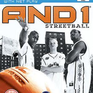 PS2: and 1 sreetball (käytetty)