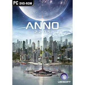 PC: Anno 2205 (latauskoodi)