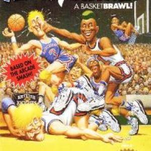 Retro: Arch Rivals a BasketBrawl (NES) (käytetty)