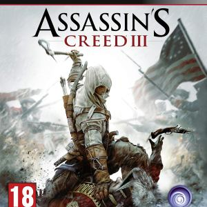 PS3: Assassins Creed 3 (käytetty)