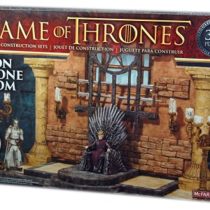 Game of Thrones - Iron Throne Room Construction Set