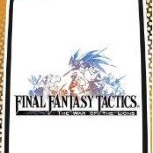 PSP: Final Fantasy Tactics: The War of the Lions - Essentials