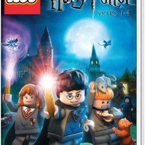 PSP: LEGO Harry Potter: Years 1-4 (Sony PSP)