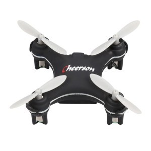 CX-10SE Mini 3D Flip 4-Channel Radio Control Quadcopter with 6-axis Gyro & LED Light & Remote Controller