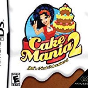 NDS: Cake Mania 2 (käytetty)