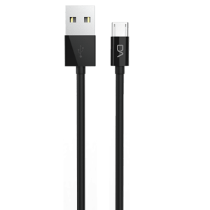 Marvo Data Cable Type-C (Musta)