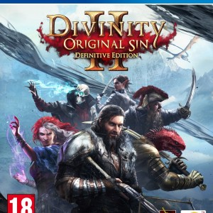 PS4: Divinity Original Sin 2: Definitive Edition
