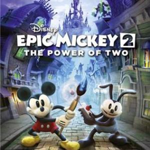Wii U: Disney Epic Mickey 2 (käytetty)