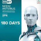 PC: Eset NOD32 Antivirus 1 Device 180 Days (latauskoodi)