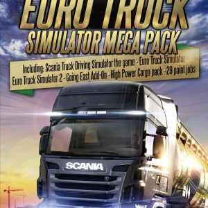 PC: Euro Truck Simulator 2 Mega Collection
