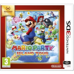 3DS: Mario Party Island Tour Selects