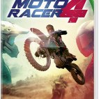 Switch: Moto Racer 4 - Code in Box