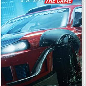 Switch: Super Street: The Game