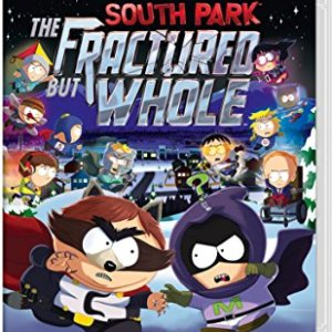 Switch: South Park and The Fractured But Whole