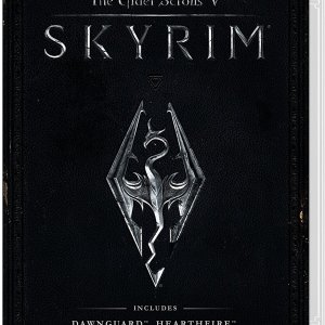 Switch: The Elder Scrolls V: Skyrim (käytetty)